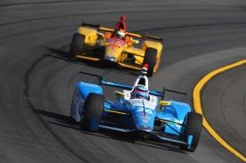 IndyCar Andretti Sato Hunter-Reay Pocono