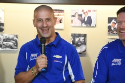 Tony Kanaan AJ Foyt Racing Chevrolet IndyCar 2018