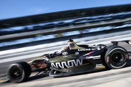 James Hinchcliffe IndyCar Indianapolis Motor Speedway IndyCar 2018