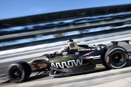 James Hinchcliffe IndyCar Honda 2018 SPM