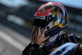 James Hinchliffe IndyCar Schmidt Peterson