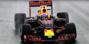 Max Verstappen Interlagos 2016