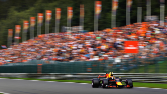 Dutch Grand Prix F1 Verstappen