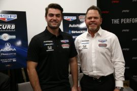 Jack Harvey Michael Shank Racing