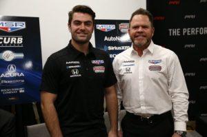 Jack Harvey Michael Shank Racing