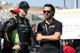 Charlie Kimball Carlin Racing IndyCar