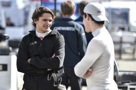 Pietro Fittipaldi Calman DeMelo IndyCar Dale Coyne