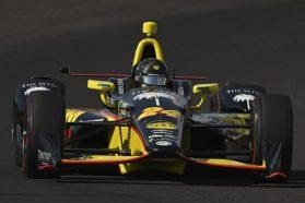 Sage Karam Dreyer & Reinbold Racing IndyCar Indy 500