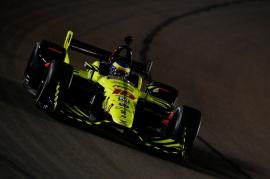 Bourdais IndyCar Dale Coyne Racing with Vasser Sullivan Honda Phoenix