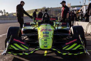 Bourdais Dale Coyne Racing Jimmy Vasser Honda IndyCar