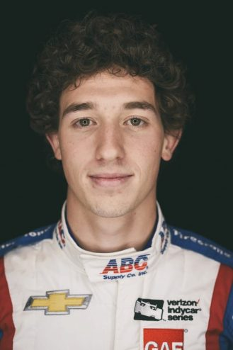 Matt Leist AJ Foyt Racing IndyCar