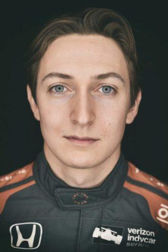 Zach Veach IndyCar Andretti Autosport