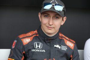 Zach Veach Honda IndyCar Long Beach