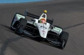 Pietro Fittpaldi IndyCar Phoenix Dale Coyne