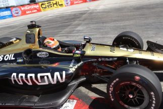 James HInchclife IndyCar Grand Prix of Long Beach Schmidt Peterson Motorsports