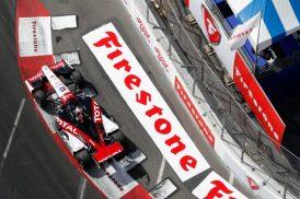 Graham Rahal IndyCar Honda Long Beach