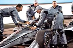 Josef Newgarden ISM Raceway Penske IndyCar