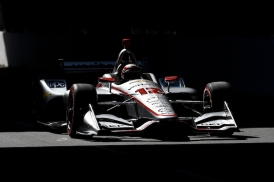 Will Power IndyCar Long Beach Penske