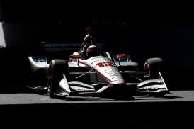 Will Power IndyCar Long Beach Penske
