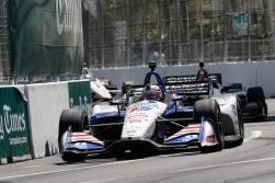 Graham Rahal RLL Honda IndyCar St Petersburg
