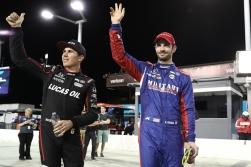 Robert Wickens Alexander Rossi ISM Raceway Phoenix IndyCar