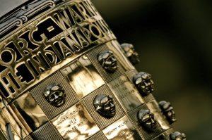 Borg Warner Indianapolis 500 trophy