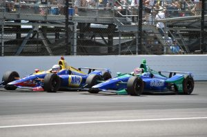 Alexander Rossi 102nd Indy 500