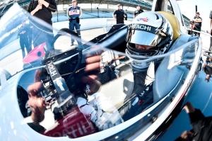 IndyCar windscreen aeroscreen Newgarden penske Indianapolis