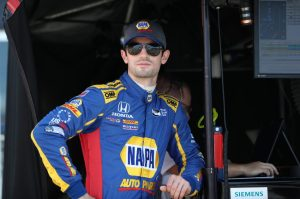 Alexander Rossi IndyCar Andretti 2018