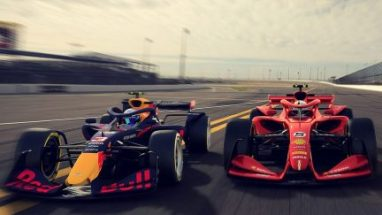 F1 2021 concept cars