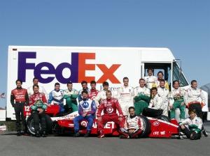 CART ChampCar class of 2002