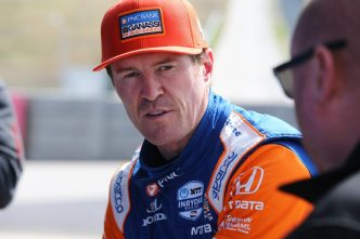 Scott Dixon Chip Ganassi Racing IndyCar Spring Training COTA 2019