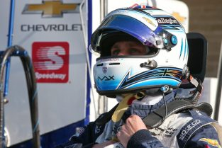 Max Chilton IndyCar Classic COTA Spring Training