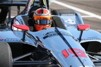 Santino Ferrucci Dale COyne Racing IndyCAr Classic COTA
