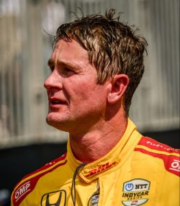 Ryan Hunter-Reay Firestone Grand Prix St. Petersburg IndyCar Andretti Autosport