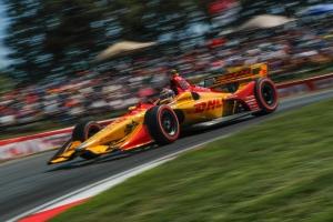 Ryan Hunter-Ready Mid Ohio Honda 200 2019 INDYCAR