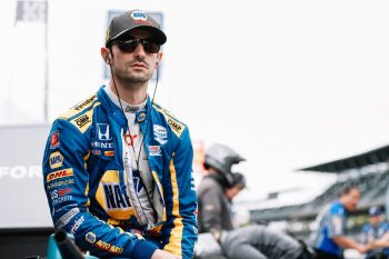 Alexander Rossi needs more support from his Andretti Autosport teammates