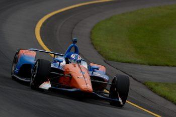 Scott Dixon Pocono Raceway ABC Supply 500 INDYCAR